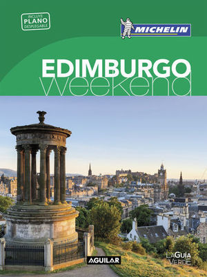 EDIMBURGO WEEKEND MICHELIN ED. 2016