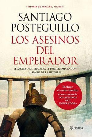LOS ASESINOS DEL EMPERADOR ( RUSTICA )