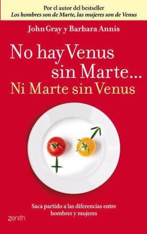 NO HAY VENUS SIN MARTE ... NI MARTE SIN VENUS