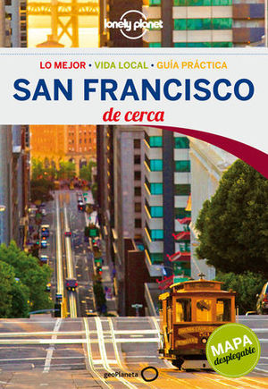 DE CERCA SAN FRANCISCO LONELY PLANET ED. 2013