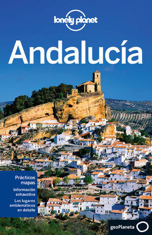 ANDALUCIA LONELY PLANET ED. 2013