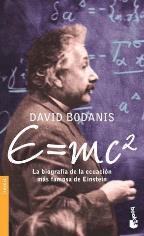 E= MC 2