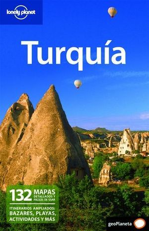 TURQUIA LONELY PLANET ED. 2009