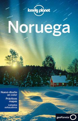 NORUEGA LONELY PLANET ED. 2011