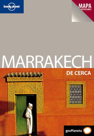 DE CERCA MARRAKECH LONELY PLANET ED. 2012