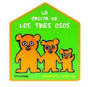 LA CASITA DE LOS TRES OSOS