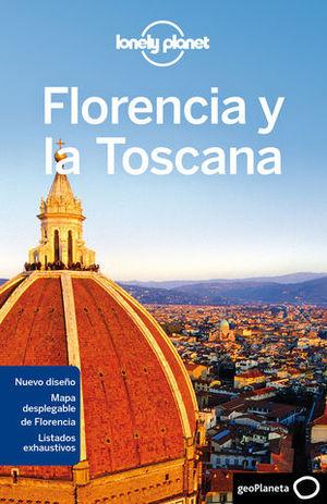 FLORENCIA Y LA TOSCANA LONELY PLANET ED. 2012