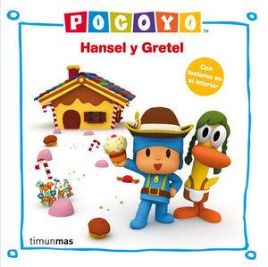 POCOYO HANSEL Y GRETEL