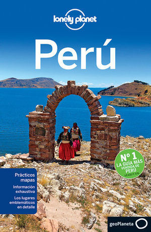 PERU LONELY PLANET ED. 2013
