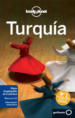 TURQUIA LONELY PLANET ED. 2013