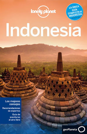 INDONESIA LONELY PLANET ED. 2013