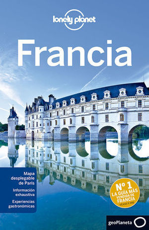 FRANCIA LONELY PLANET ED. 2013