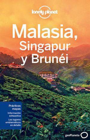 MALASIA, SINGAPUR Y BRUNEI LONELY PLANET ED. 2013
