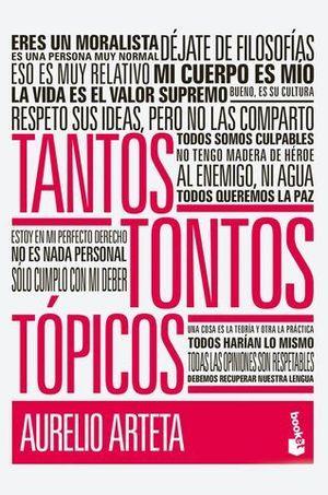 TANTOS TONTOS TOPICOS