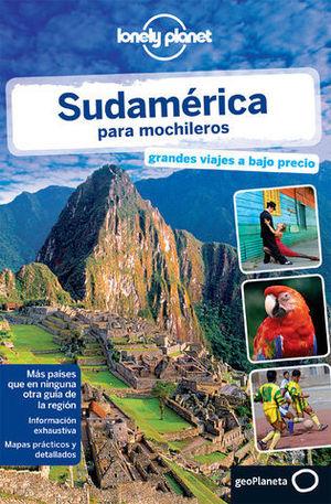SUDAMERICA PARA MOCHILEROS LONELY PLANET ED. 2013