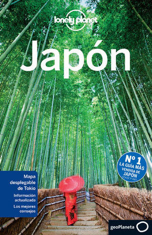 JAPON LONELY PLANET ED. 2014