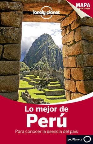 LO MEJOR DE PERU LONELY PLANET ED. 2014