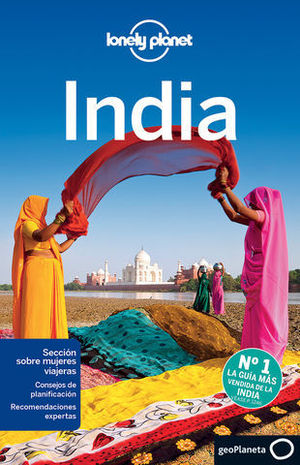 INDIA LONELY PLANET ED. 2014