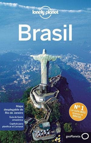BRASIL LONELY PLANET ED. 2014