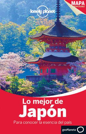 LO MEJOR DE JAPON LONELY PLANET ED. 2014