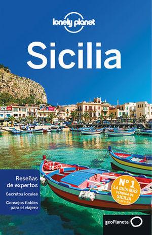 SICILIA LONELY PLANET ED. 2014