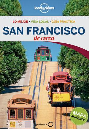 DE CERCA SAN FRANCISCO LONELY  ED. 2014