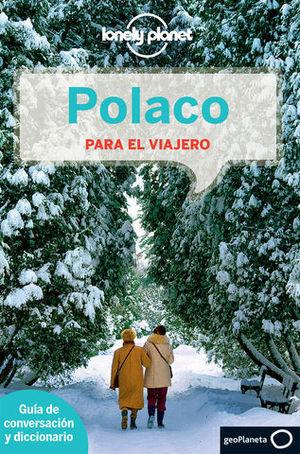 POLACO PARA EL VIAJERO. GUIA DE CONVERSACION LONELY PLANET  2014