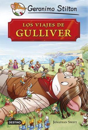 GERONIMO.LOS VIAJES DE GULLIVER