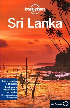 SRI LANKA LONELY PLANET ED. 2015