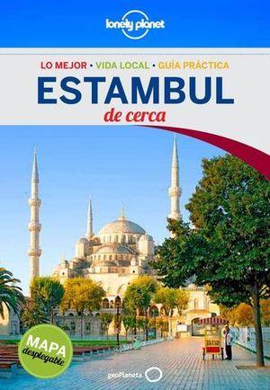 ESTAMBUL DE CERCA  LONELY PLANET ED. 2015