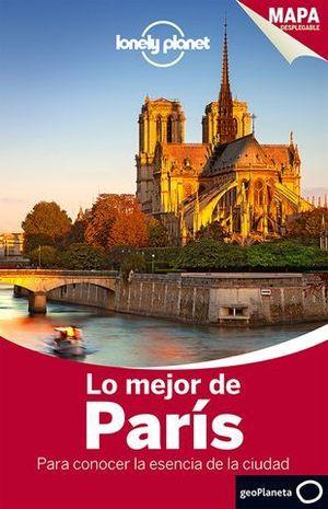 LO MEJOR DE PARIS LONELY ED. 2015
