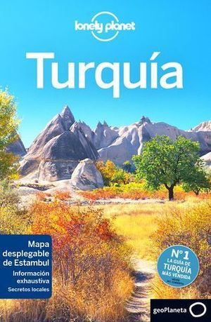 TURQUIA LONELY PLANET ED. 2015