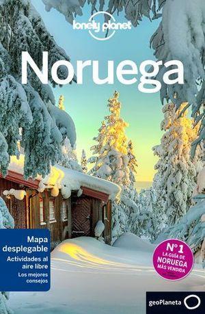 NORUEGA LONELY PLANET ED. 2015