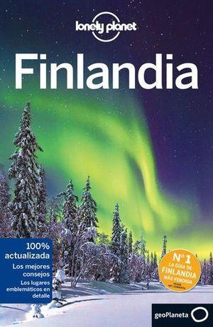 FINLANDIA LONELY PLANET ED. 2015