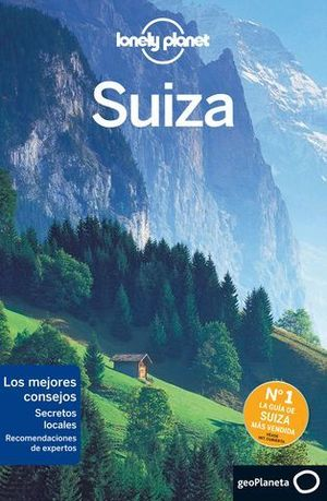 SUIZA LONELY PLANET ED. 2015