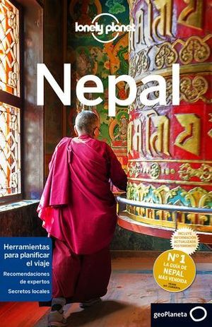 NEPAL LONELY PLANET ED. 2016