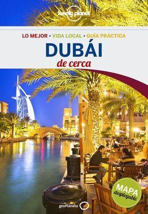 DE CERCA DUBAI LONELY PLANET ED. 2016