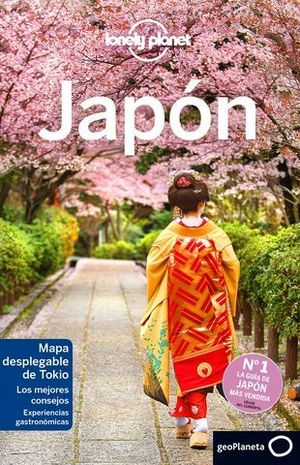 JAPON LONELY PLANET ED. 2016