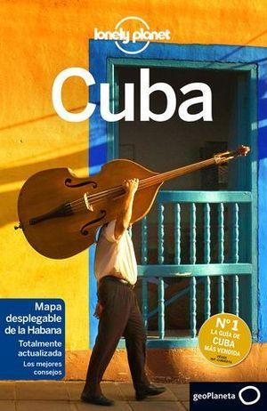 CUBA LONELY PLANET ED. 2016