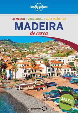 DE CERCA MADEIRA LONELY PLANET ED. 2016
