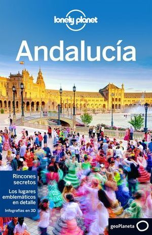 ANDALUCIA LONELY PLANET ED. 2016