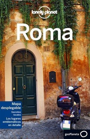 ROMA LONELY PLANET ED. 2016