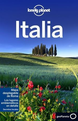 ITALIA LONELY PLANET ED. 2016