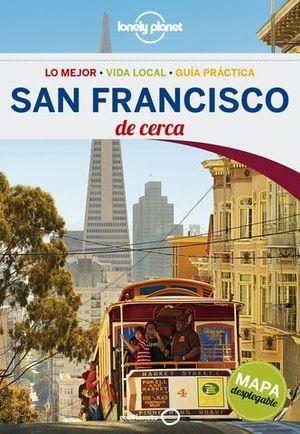 DE CERCA SAN FRANCISCO  LONELY PLANET ED. 2016