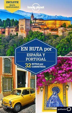 EN RUTA POR ESPAÑA Y PORTUGAL LONELY PLANET ED. 2016