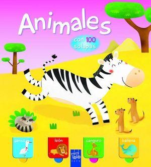 ANIMALES CON 100 SOLAPAS