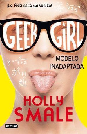 GEEK GIRL MODELO INADAPTADA