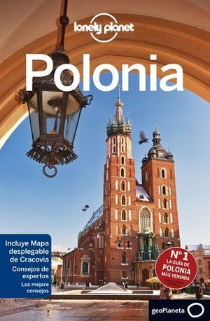 POLONIA LONELY PLANET ED. 2016