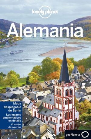 ALEMANIA LONELY PLANET ED. 2016
