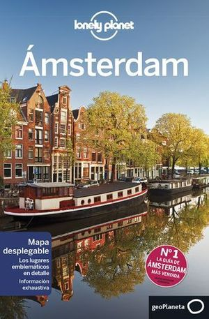 AMSTERDAN LONELY PLANET ED. 2016